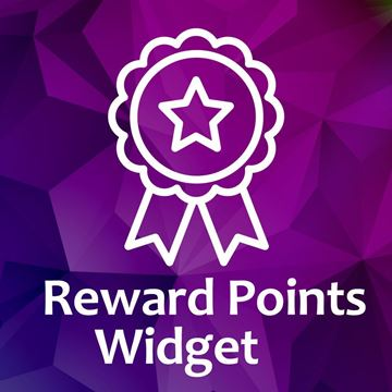 Reward points plugin, reward points widget, reward points customers, reward points client